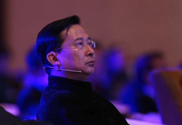 饶毅,首都医科大学校长,著名生物学家